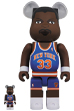 BE@RBRICK Patrick Ewing (New York Knicks) 100% & 400%