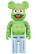 BE@RBRICK OSCAR THE GROUCH 400%