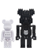 BE@RBRICK × nanoblock TM 2PACK SET A