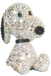 UDF CRYSTAL DECORATE SNOOPY TEDDY BEAR SNOOPY
