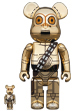 BE@RBRICK C-3PO (TM) 100% & 400% (The Rise of Skywalker Ver.)